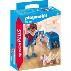 PLAYMOBIL 9440 - Family Fun - Joueur de bowling