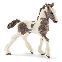 Schleich Figurine 13774 - Animal de la ferme - Poulain Tinke