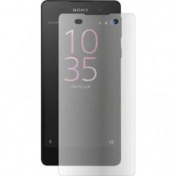 BIGBEN Protege-écran en verre trempé pour Sony Xperia E5