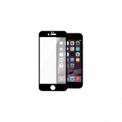 BBC Protection écran en verre trempé pour Iphone 7 - Noir