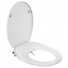 GELCO WC Japonais Abattant Lavant Clenea - Blanc