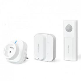 SCS SENTINEL Pack Alarme maison autonome connecté