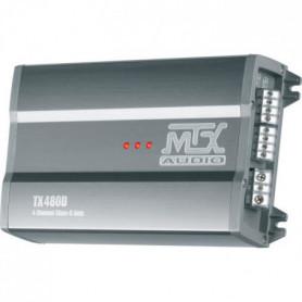 MTX TX480D Amplificateur 12V 4 Canaux Classe-D