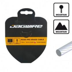 JAGWIRE Câble de frein Slick Stainless - Montagne - 1.5 x 17