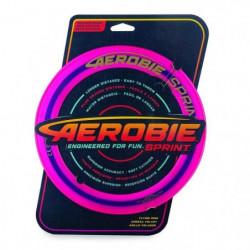 AEROBIE Sprint Ring - Anneau de lancer Frisbee 25 cm - Coule