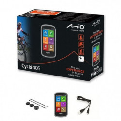 MIO GPS vélo 210 FEU - Processeur ARM Cortex-A7 - GPS Chipse