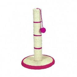 TRIXIE Poteau Griffoir sur pieds H50cm pour chat couleur alé