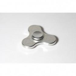 FINGER SPINNER 3 Prong Silver - Hand Spinner