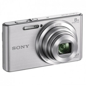 SONY DSC-W830 gris - CCD 20 MP Zoom 8x