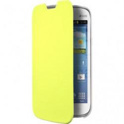 BLUEWAY Etui pour Samsung Galaxy Core Plus G3500 - Jaune