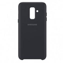 Samsung Coque double protection A6+ Noir