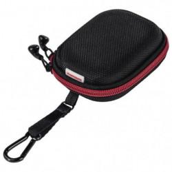 HAMA EARA506 Pochette pour casque intra-auriculaire - Noir