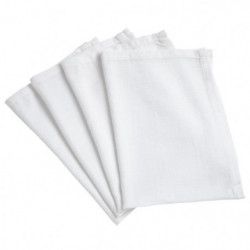 BABYCALIN Lot de 4 langes Bio - 50 x 70 cm