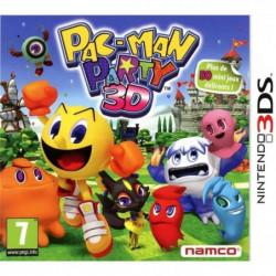 Pac-Man Party 3D Jeu 3DS