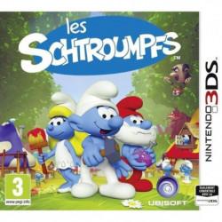 Les Schroumpfs Jeu 3DS