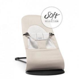 BABYBJORN Transat Balance Soft Beige/Gris, Cotton