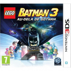 LEGO Batman 3 Au Dela de Gotham Jeu 3DS