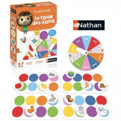 NATHAN La petite école - La roue des sons