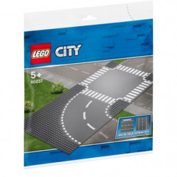 LEGO City 60237 Virage et carrefour