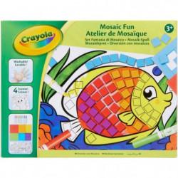 CRAYOLA Atelier de Mosaique