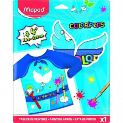 MAPED Tablier Color'Peps De 4 à 8 ans