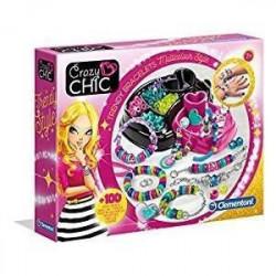 CLEMENTONI Crazy Chic - Bracelets multicolores - Création bi