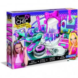 CLEMENTONI Crazy Chic - Cheveux de Star