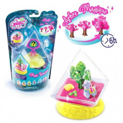 CANAL TOYS - SO MAGIC DIY - Mini Glitterarium Kit - Fabrique