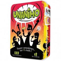 ASMODEE - Unanimo - Jeu de société - Mixte