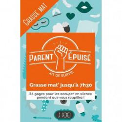 PARENT EPUISE: kit de survie Grasse mat