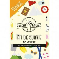 PARENT EPUISE : kit de survie Voyage