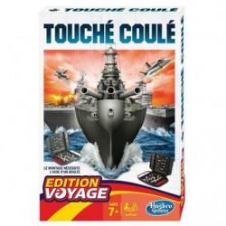 HASBRO GAMING - Touché Coulé - Jeu de voyage