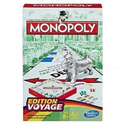 MONOPOLY - Jeu de voyage
