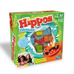 HASBRO GAMING - Hippos Gloutons - Jeu de Société