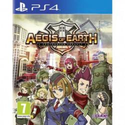 Aegis of Earth : Protovonus Assault Jeu PS4