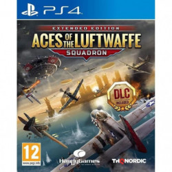 Aces of the Luftwaffe - Squadron Edition Jeu PS4