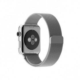 Apple Bracelet de montre connectée Milanese Loop