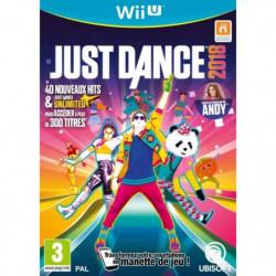 Just Dance 2018 Jeu Wii U