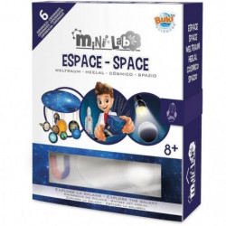 BUKI Mini laboratoire espace