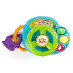 BRIGHT STARTS Jouet conducteur Lights & Laughs