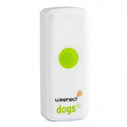 WEENECT Dogs 2 - Collier GPS - Pour chien