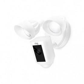 RING Caméra de surveillance Floodlight - Blanc