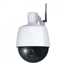 SMARTWARES Caméra de surveillance IP motorisée