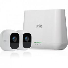 Arlo Pro - Pack de 3 Caméras HD 720p sans fils