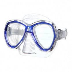 SEAC Masque de Plongée Elba - Adulte - Bleu