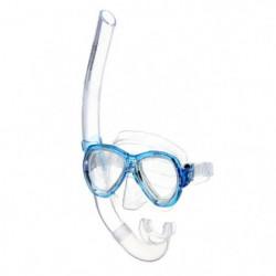 SEAC Masque et Tuba de plongée Ischia - Adulte - Bleu