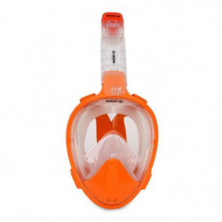 BEUCHAT Masque de Snorkeling - Taille S/M - Orange