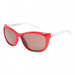 NIKE Lunettes de soleil 16 Trophi  - Enfant - Rouge / Blanc