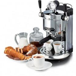 ARIETE 1387 Novecento Machine espresso + dosette ESE - 1150