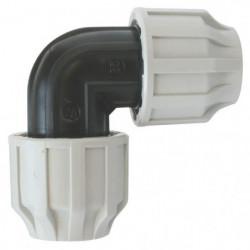 SOMATHERM Raccord plastique PER - Coude égal PER - Ø 32
